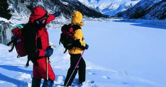 Valle del Chiese for ski mountaineers