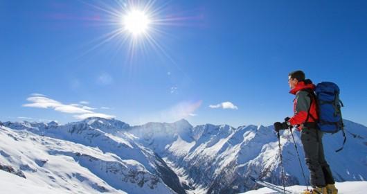 ZERO IMPACT ON THE ALPES SNOW