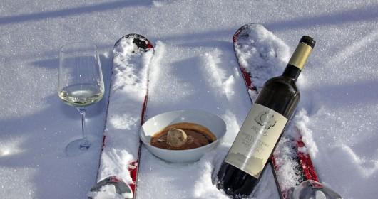 Alta Badia: ski and forks