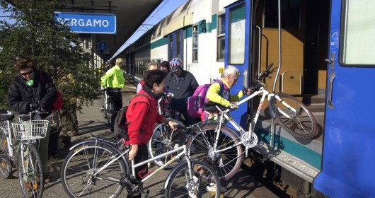 Bike + train always: is this it?