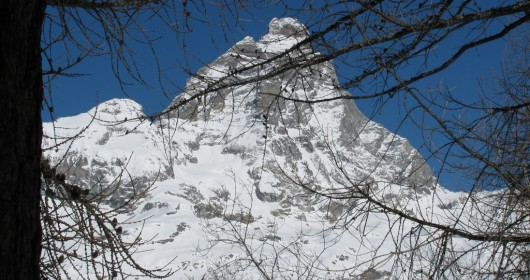 The great challenge to the Matterhorn