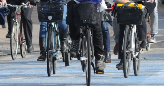 The bicycle's market is booming!