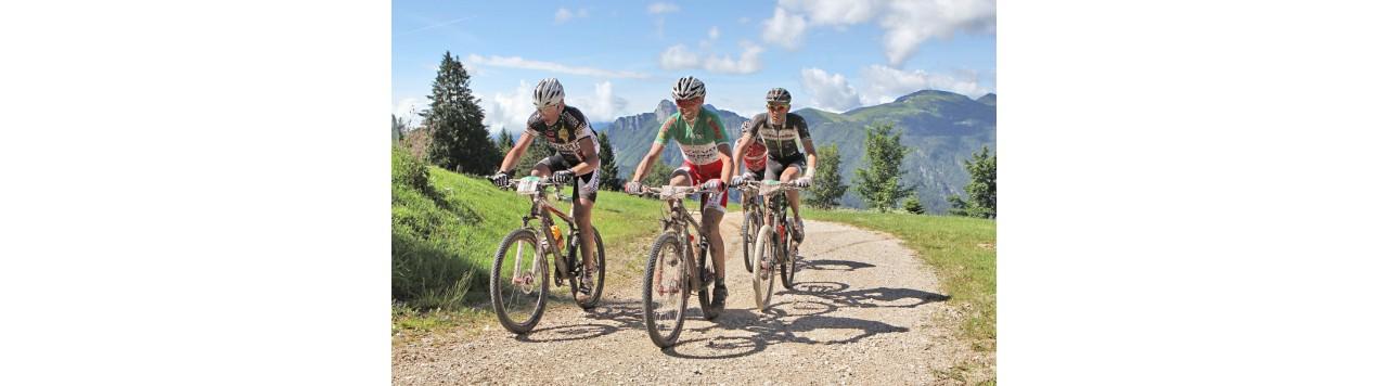 Trentino: Forts'100 kilometers