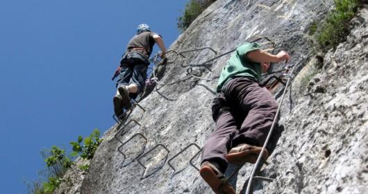 """Dolomites Rock"", enjoy your ferrata!"