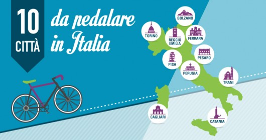 Italy, the best by bike