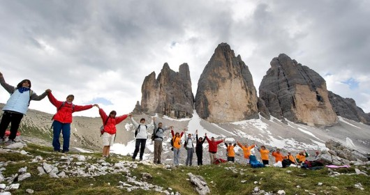 Dolomites for Human Rights
