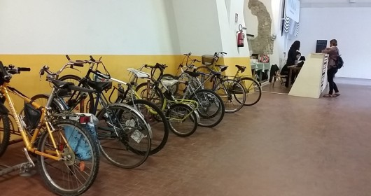 In Bologna the Italy's first Bike Station