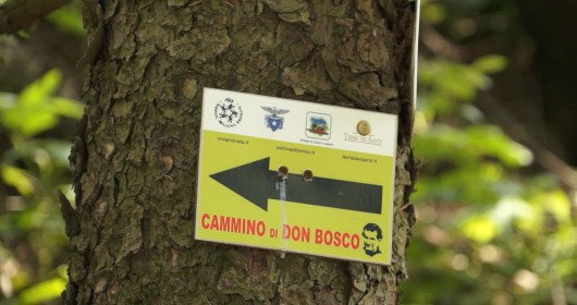 Into the Route of Don Bosco