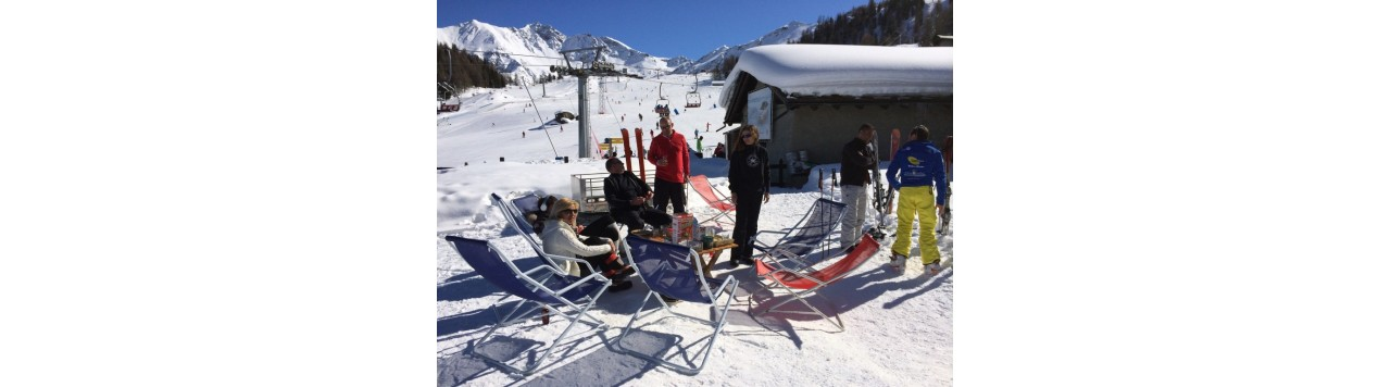 Winter on mountain? No skiing, please