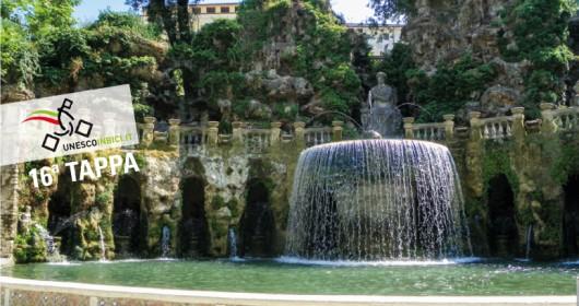 The Villa d'Este water fantasies