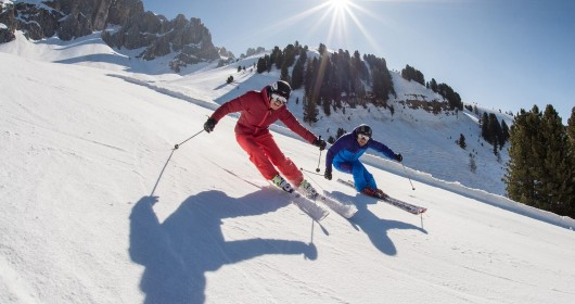 """Trentino's most difficult """"black"""" slopes"""