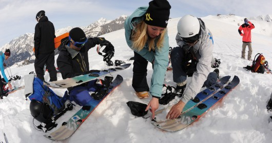 The Splitboard revolution