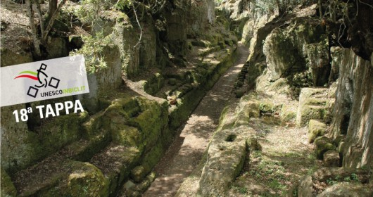 The necropolis of Cerveteri