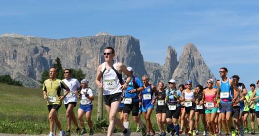 Alpe di Siusi: the Half Marathon comes back
