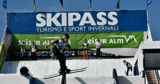 SKIPASS 2017, adrenaline on the slope!