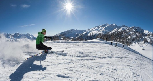 Skiing on Christmas: excitement in Val di Sole