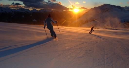 Val di Sole, on the snow springtime!