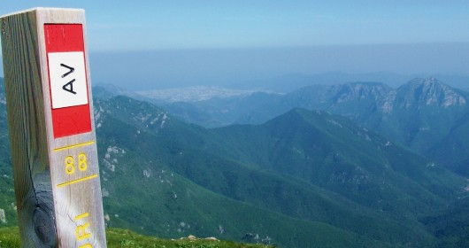 Ligurian Mountains Trail