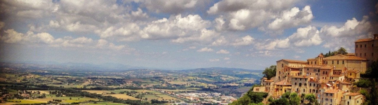 Umbria: nature, history and spirituality