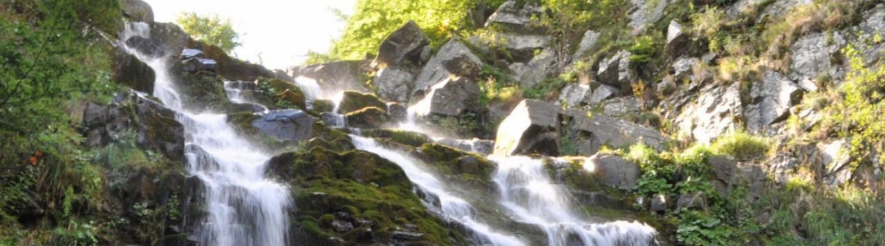 WATERFALLS: SECRET TREASURES TO DISCOVER