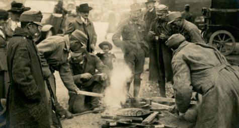 I sentieri della Grande Guerra