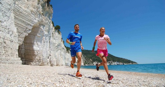 Gargano Running Week, corri sullo Sperone