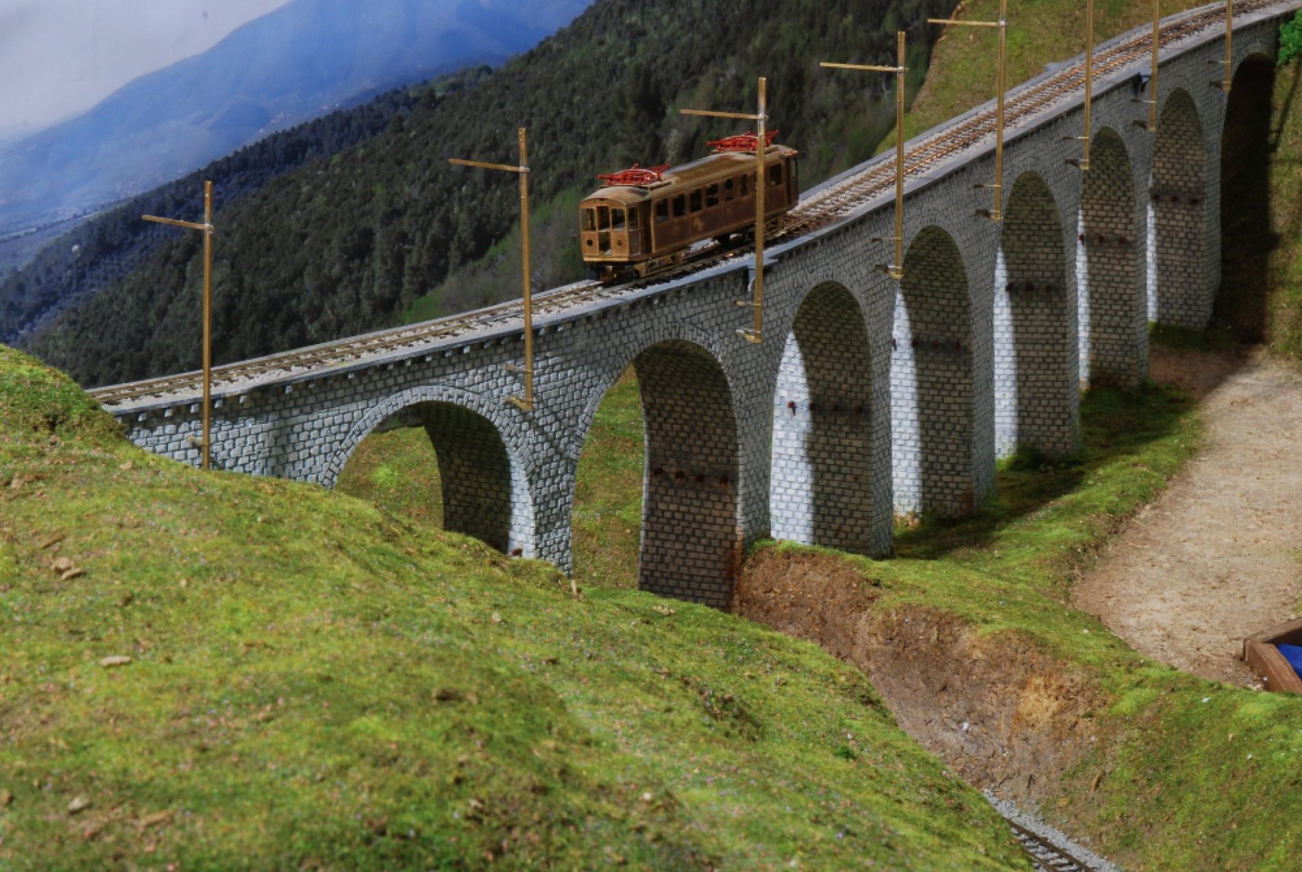 Spoleto-Norcia in treno? No, in bici...