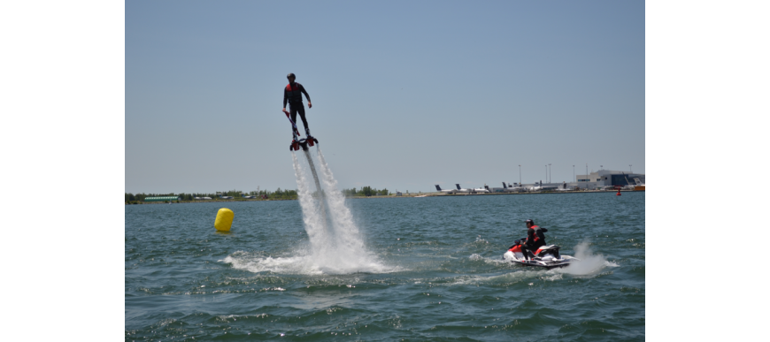 Flyboard Acrobazie D 39 Acqua