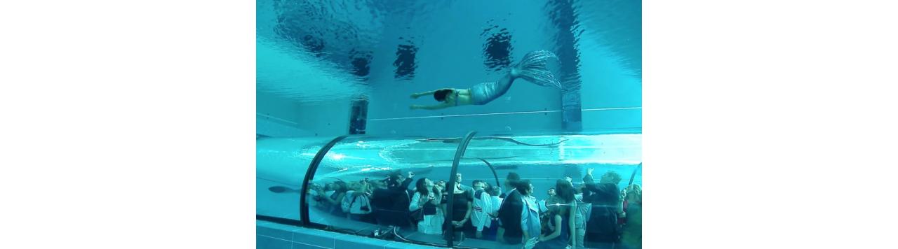 Y-40, l'abisso in piscina