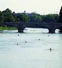 Fare canoa in città