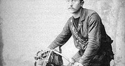 Luigi Masetti, eroe sognatore