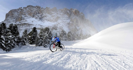 HERO Ice Cross, la neve… su due ruote!