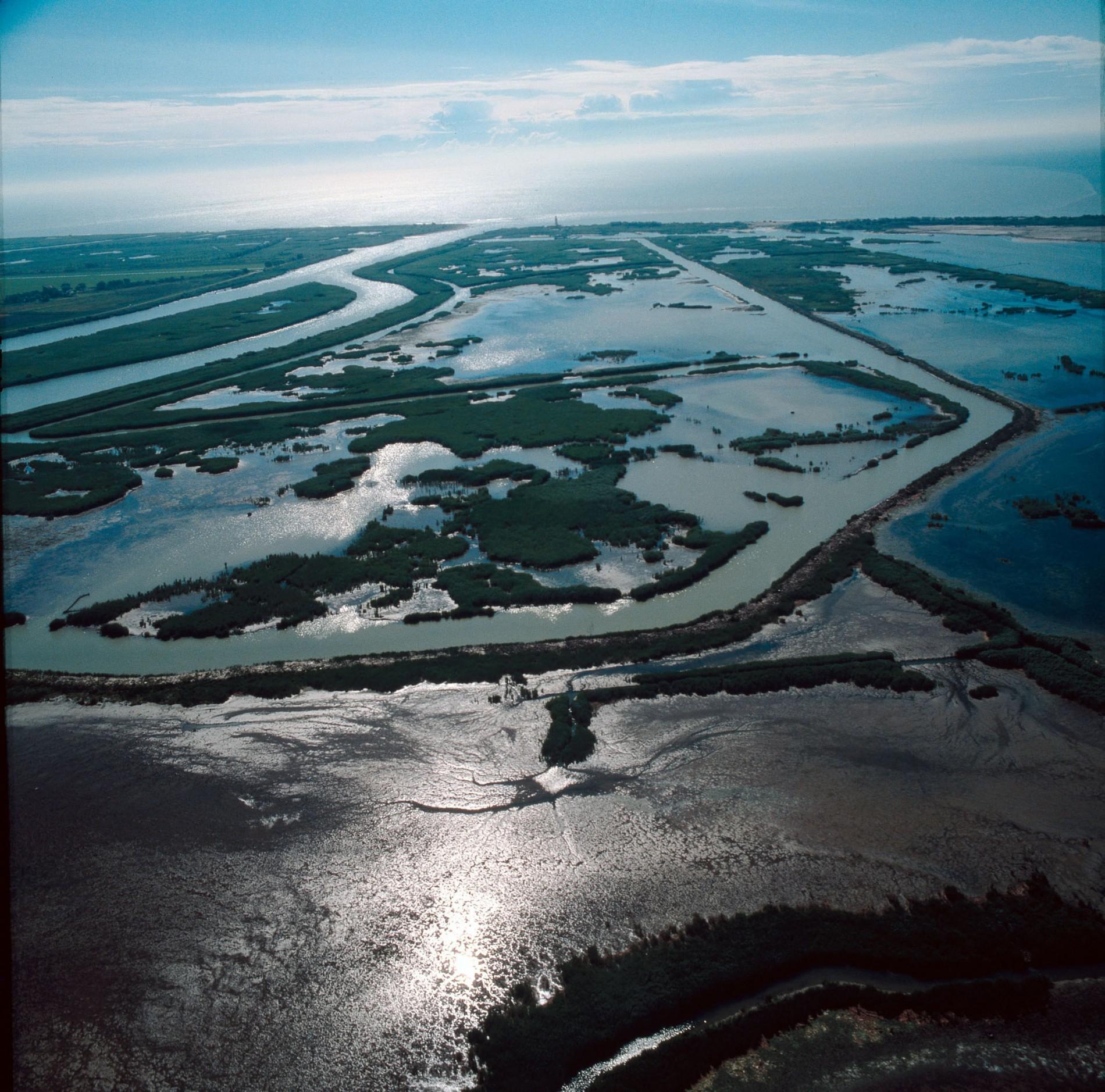 Delta del Po, oasi naturale