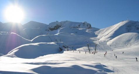 Sulla neve delle Alpi, a impatto zero