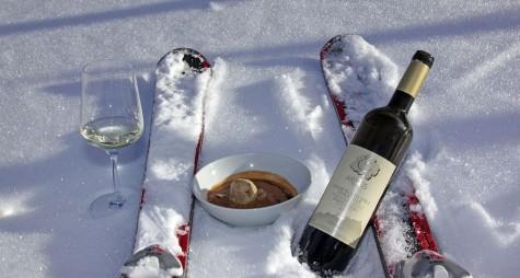 Alta Badia: sci e forchette