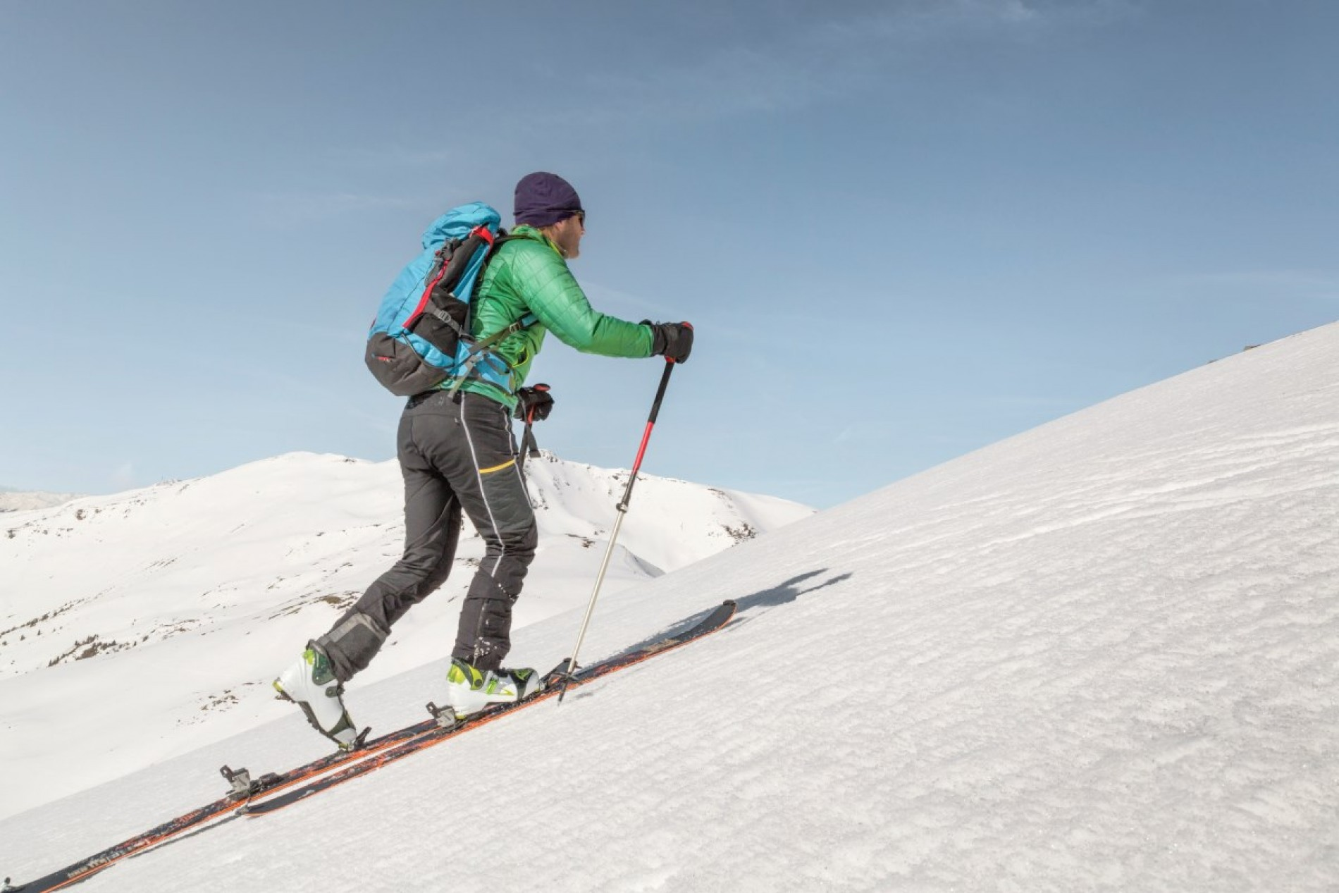Sci alpinismo, liberi ma sicuri