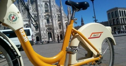 """""""Bike-Mi"""", arrivano le bici elettriche"""
