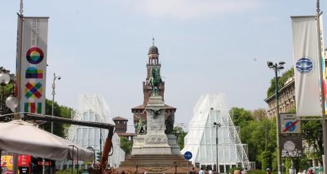 Expo: il mondo ai piedi del Belpaese