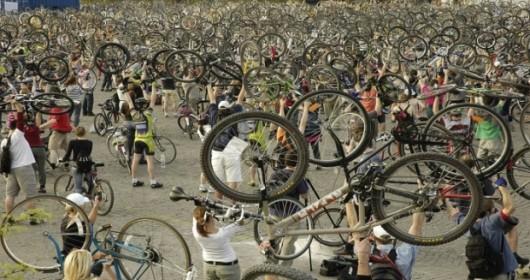 Cyclopride Day, orgoglio su due ruote