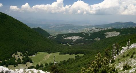 Parco del Pollino, tra roccia e acqua