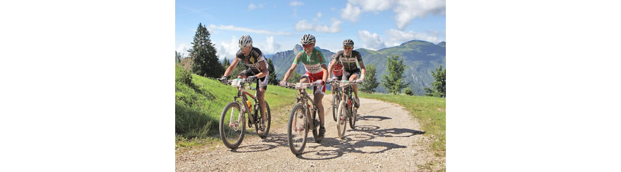 Trentino: 100 km dei forti, avanti bikers!