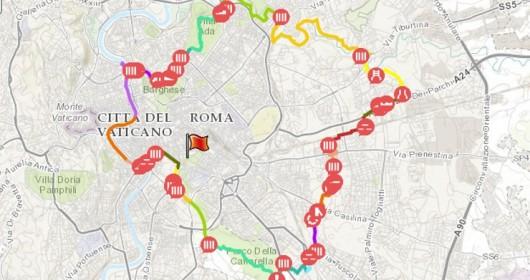 Roma, ecco la superciclabile urbana
