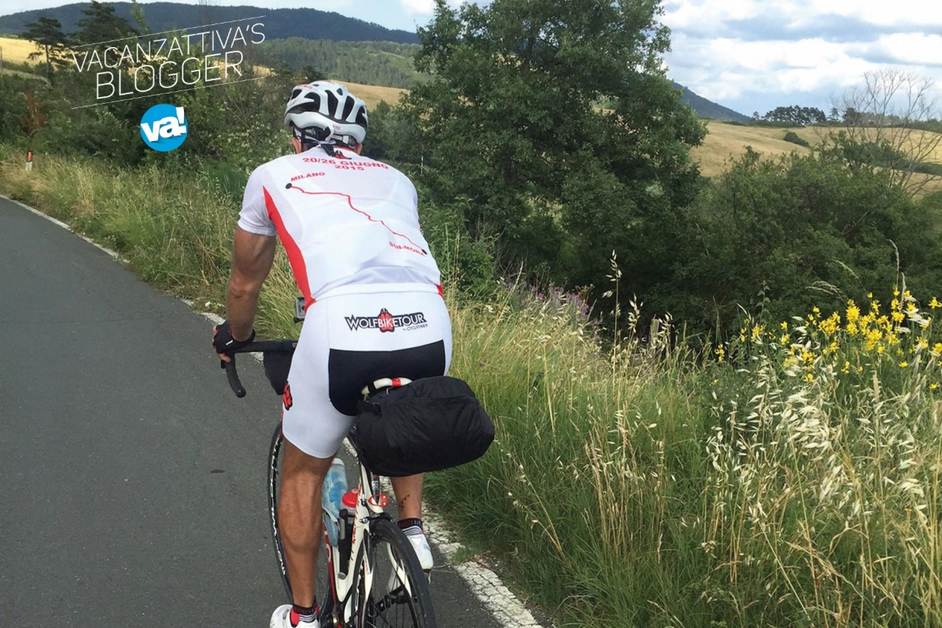 Da Milano a Sulmona in bicicletta #3