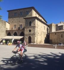 Milano-Sulmona in bicicletta