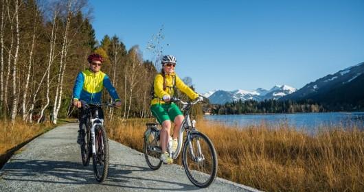 Tirolo: tutti pazzi per la E-Bike!