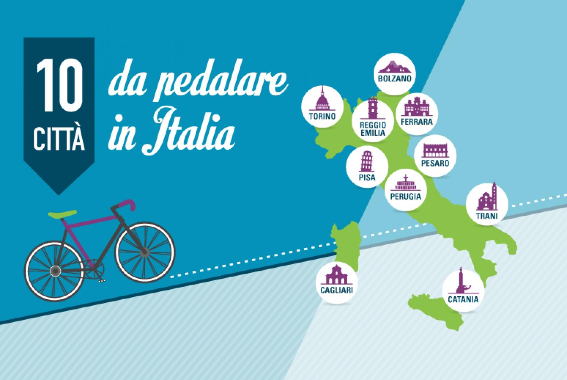 Italia, a misura di ciclista