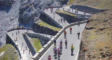 Stelvio Bike Day: sui tornanti di Coppi