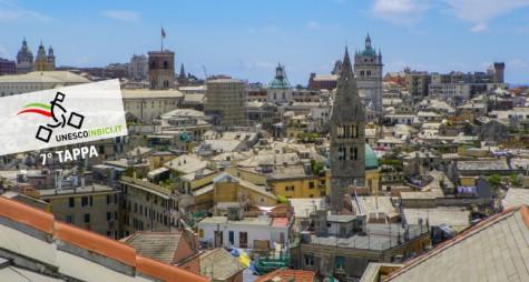 Genova, le sue strade e i suoi palazzi