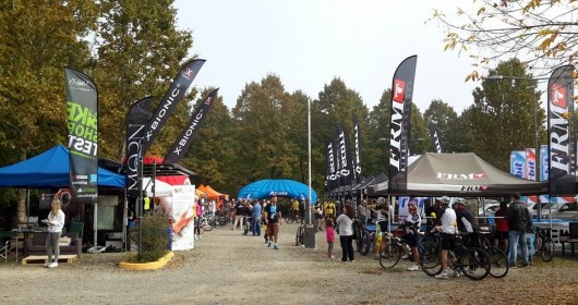 Bike Shop Test 2015 - lancio