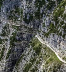 Sentiero 52 gallerie del Pasubio